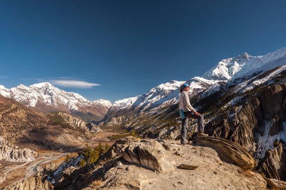 Nepal mit Verlängerung Trekking in der Annapurna-Region