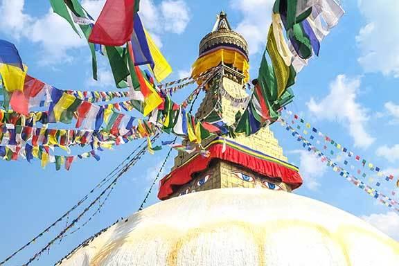 Nepal und Tibet