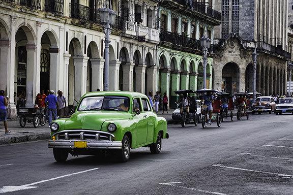Kuba Oldtimertour in der Minigruppe