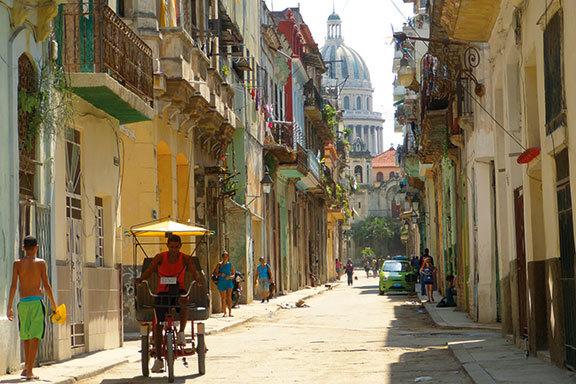 Kuba - mit dem Fahrrad