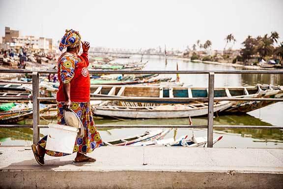 Senegal und Gambia
