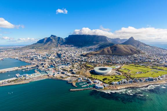 Südafrika mit Lesotho