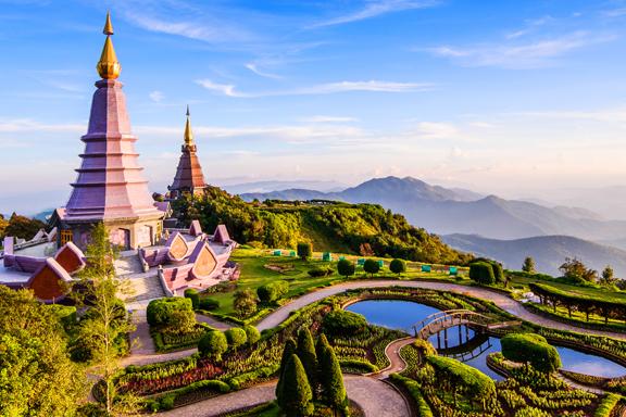Thailand Höhepunkte