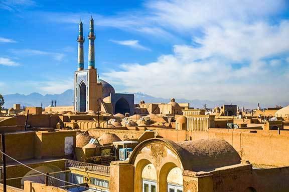 Iran 23 Tage