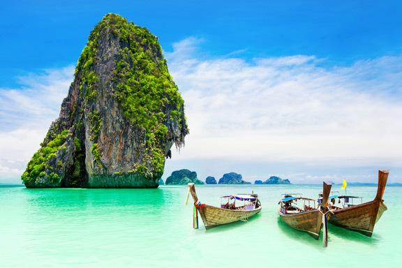 Singapur, Malaysia und Thailand