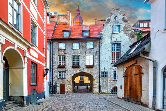 Litauen, Lettland und Estland Comfort+