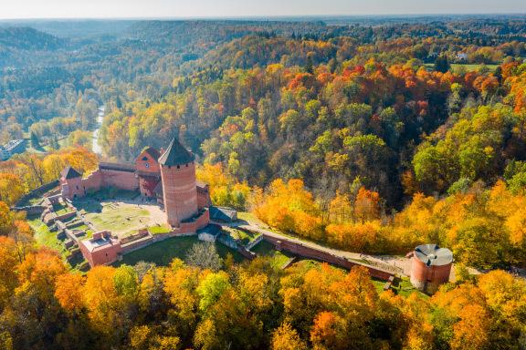 Estland, Lettland und Litauen