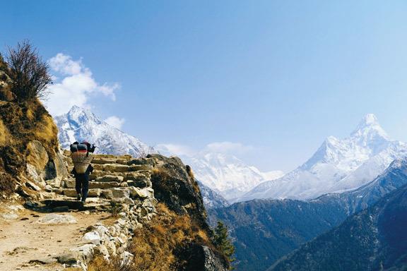 Nepal mit Trekking zum Annapurna Basecamp