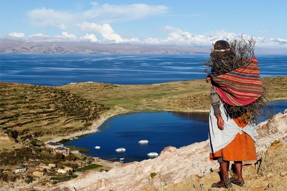 Bolivien und Peru