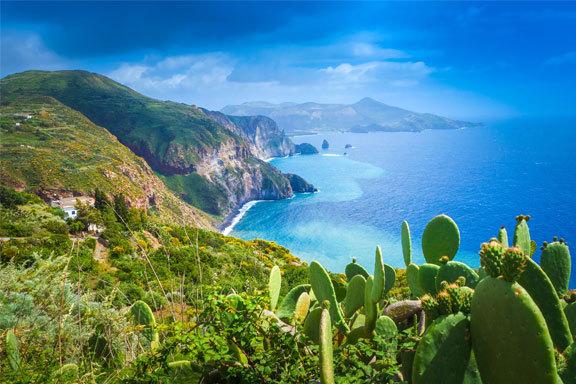Italien: Liparische Inseln