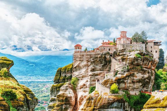 Griechenland: der Norden
