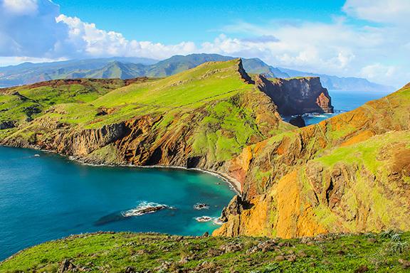 Portugal: Madeira mit Porto Santo