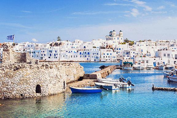 Griechenland: Kykladen