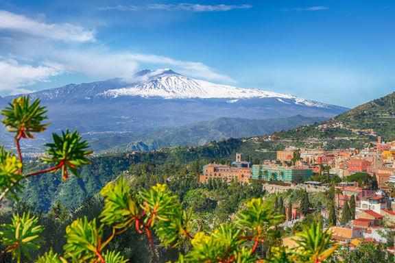 Italien: Sizilien