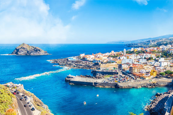 Spanien: Teneriffa, Gomera, Gran Canaria