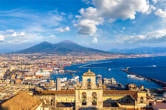 Italien: der Süden