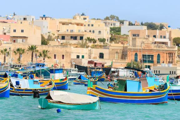 Malta mit Gozo