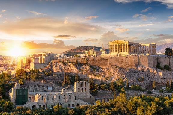 Griechenland: die umfassende Reise