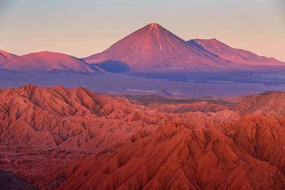 Peru, Bolivien und Chile