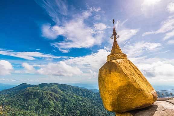 Myanmar mit Verlängerung am Ngapali-Strand