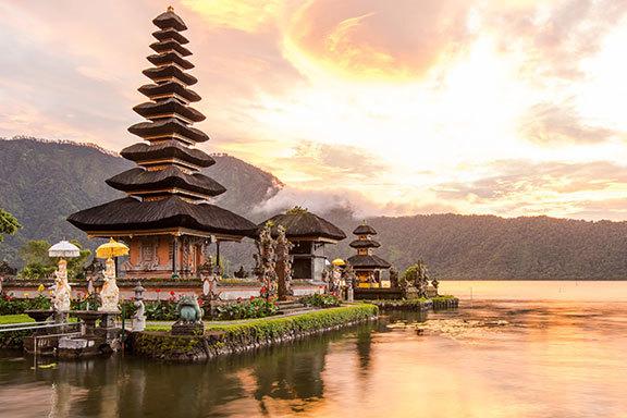 Indonesien: Sumatra, Java und Bali