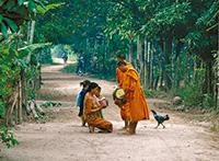 Laos-Kambodscha-Thailand