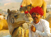 Indien - Rajasthan und der Norden mit Khajuraho und Varanasi