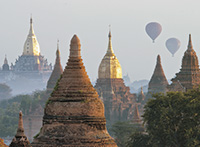 Myanmar - 24 Tage