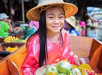 Thailand Family