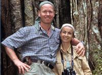 """Katalogpräsentation und Live-Reportage """"Regenwälder - Leben im Dschungel"""""""