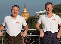 "Katalogpräsentation und Live-Reportage ""INSIGHT Myanmar"""