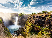 Mit WORLD INSIGHT nach Namibia, Botswana und zu den Victoriafällen