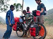 Abenteuer Afrika - Mit dem Fahrrad von Kapstadt nach Kenia